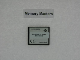 MEM-7201-FLD256 256MB Approved Compact Flash Memory for Cisco 7200 Router