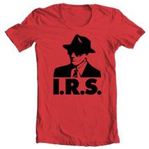 IRS records T-shirt retro alternative music R.E.M. Buzzcocks Iggy Pop cotton tee image 1