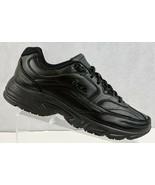 Fila Women Black Athletic Sneaker LaceUp Shoe US 9.5EEEE EU 41 UK 7 5SGW0002-001 - $23.89