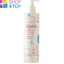 Sweet As Cherry Pie Lotion 300 Ml Bomb Cosmetics Chamomile Marjoram Oils Natural - $12.46