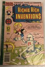 Richie Rich Inventions #4 1978 - $9.50