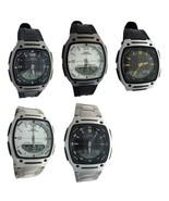 New Casio AW81 Men's Ana-Digi Watch World Time 10 Year Battery Varieties... - $36.45+
