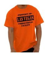 Property of Las Vegas, NV Prison The New Black Novelty TV T-Shirt Tee - $5.99+