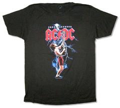 AC/DC-Thunderstruck-Ft Lauderdale 2016 Event-Black  T-shirt - $20.99