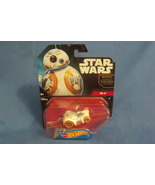Toys Mattel NIB Hot Wheels Disney Star Wars BB 8 Die Cast car - $8.95