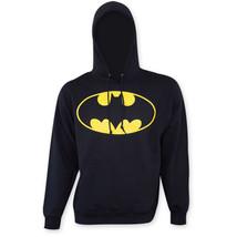 Batman Bat Logo Hoodie Black - $50.98+