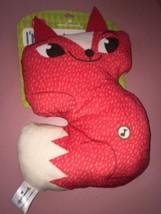 Hallmark I'm 5 year old Birthday Singing Musical Fox Stuffed Plush Anima... - $15.51