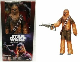 Star Wars the force awakens Chewbacca figure toys and movies  - $27.60