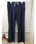 Urbane Performance Women's Scrub Pants Navy blue size M Medium Style 9312 - $16.95