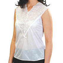 Reversible Camisole-LG-White - $26.23