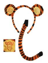 Walt Disney's Winnie the Pooh Tigger Kit Tail Ears and Headband, Fits All UNWORN - $12.59