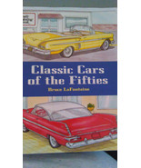 Classic Cars of the Fifties Coloring Book - $8.94