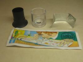 Kinder - 1999 Lupe + paper + sticker - surprise egg - $1.50