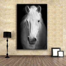 Wall Art Prints Fine Art Prints Wall painting White  Animal Picture For ... - $17.00+