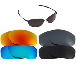 Replacement Lenses for Oakley Taper Sunglasses Anti-Scratch Multi-Color - $10.14+