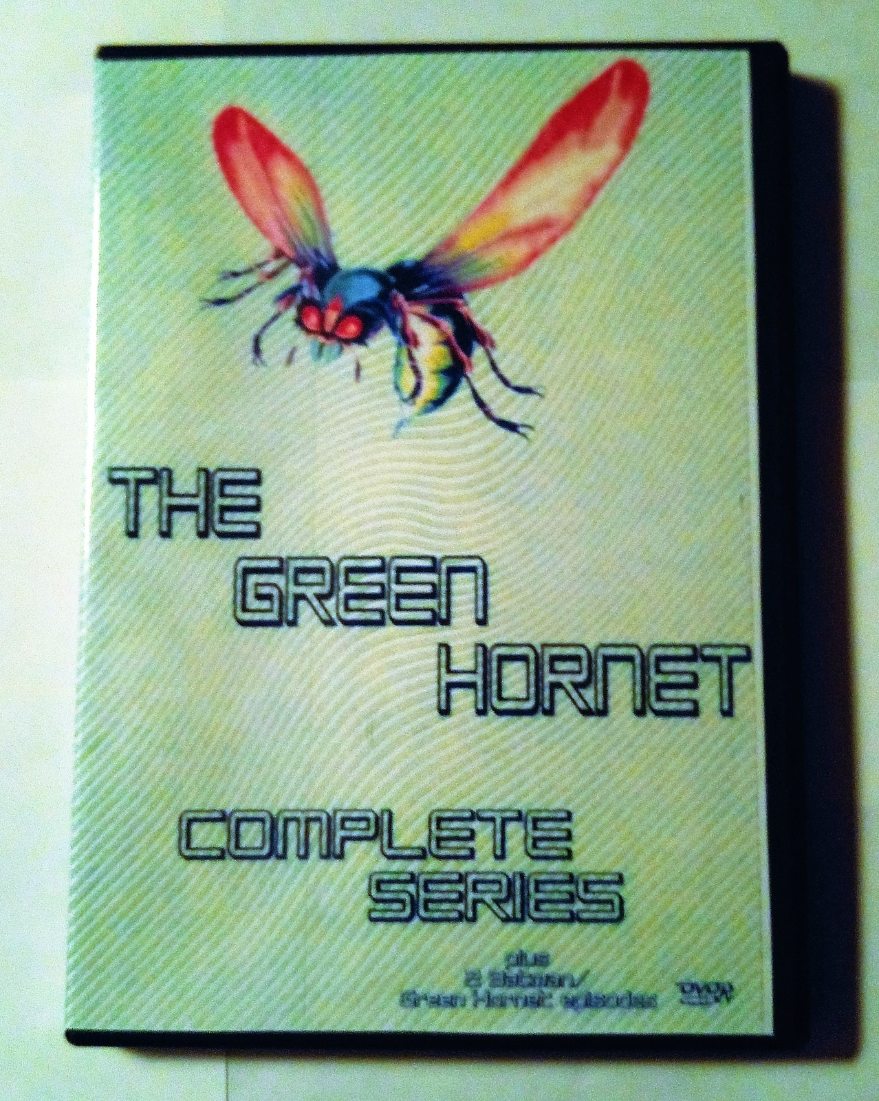 Primary image for 1966 The Green Hornet Complete TV Series 2 DVD set