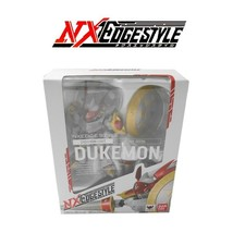 Bandai NXEDGE STYLE Dukemon Figure NX-0036 [DIGIMON UNIT] Digimon Adventure - $44.55