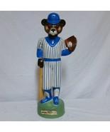 VTG 1985 Chicago Cubs Jim Beam Liquor Decanter 80s MLB Baseball Kentucky - $249.99