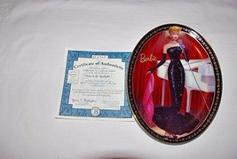 Barbie Solo in the Spotlight Plate Collection Bradford Exchange - $23.56
