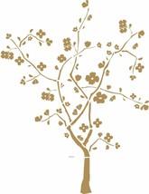 Cherry Blossom Tree Mini Mural Peel and Stick Appliques RMK1165GM - $24.44