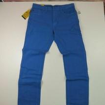 Nwt Nautica Jeans Co 36 X 34 Straight Cut Kornblume Blaue Jeans Njc 99 - $44.49
