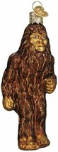 OLD WORLD CHRISTMAS SASQUATCH BIGFOOT GLASS HALLOWEEN CHRISTMAS ORNAMENT... - $16.88