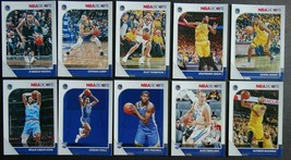 2019-20 Panini NBA Hoops Golden State Warriors Base Team Set 10 Basketba... - $8.99