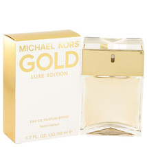 Michael Kors Gold Luxe Edition Perfume 1.7 Oz Eau De Parfum Spray image 2