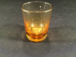 "Vintage Brown Tinted Shot Glass Collectible 2-1/4"" Libby? - $11.99"
