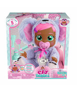 NEW Cry Babies Koali Feel Better Doll with Accessories FREE SHIPPING - $43.99