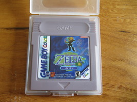 The Legend Of Zelda Oracle Of Ages Game Boy Color Nintendo GBC - $9.99