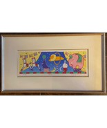 """CIRCUS"" Offset Lithograph HAND SIGNED Limited Edition 33/500   ***MINT COND.*** - $99.99"