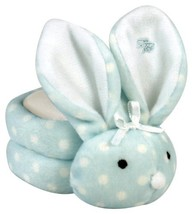 Stephan Baby Boo Bunnie Comfort Toy and Boo Cube, Baby Boy Polka Dot image 1