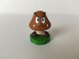 Nintendo Super Mario Chess Goomba Rook Piece Figure - $2.50