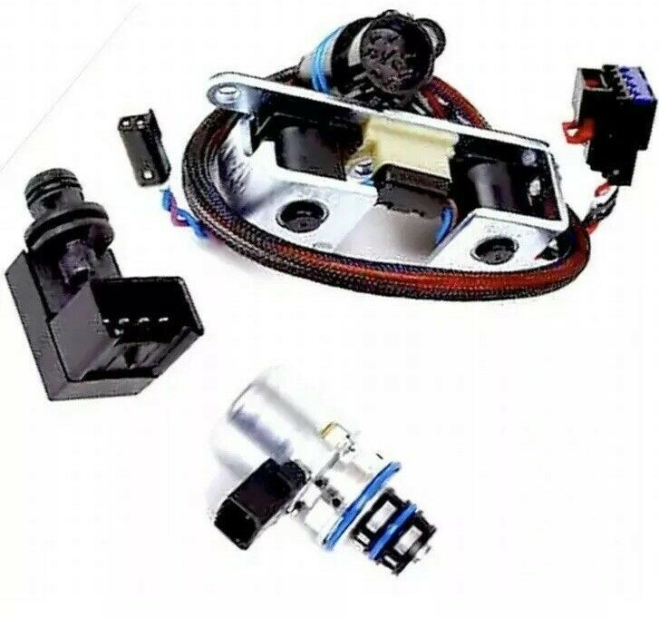 A500 A518 Dodge Ram Transmission Solenoid Kit 2000-up 99169 Lifetime Warranty