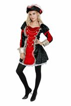 Female Adult Pirate Halloween Costume Cosplay Outfit image 13