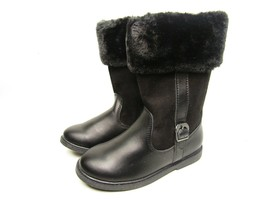 Carter's Toddlers Girls Fashion Boot  Black Size 12 - $19.24