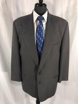 Giorgio Armani Men's Brown Wool Blazer Jacket Sport Coat 42R - $80.00