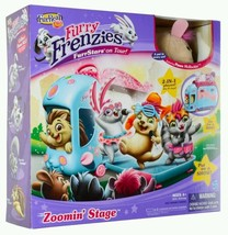Furreal Friends Furry Frenzies Zoomin Stage Gift Two In One Tour Bus Pla... - $28.01