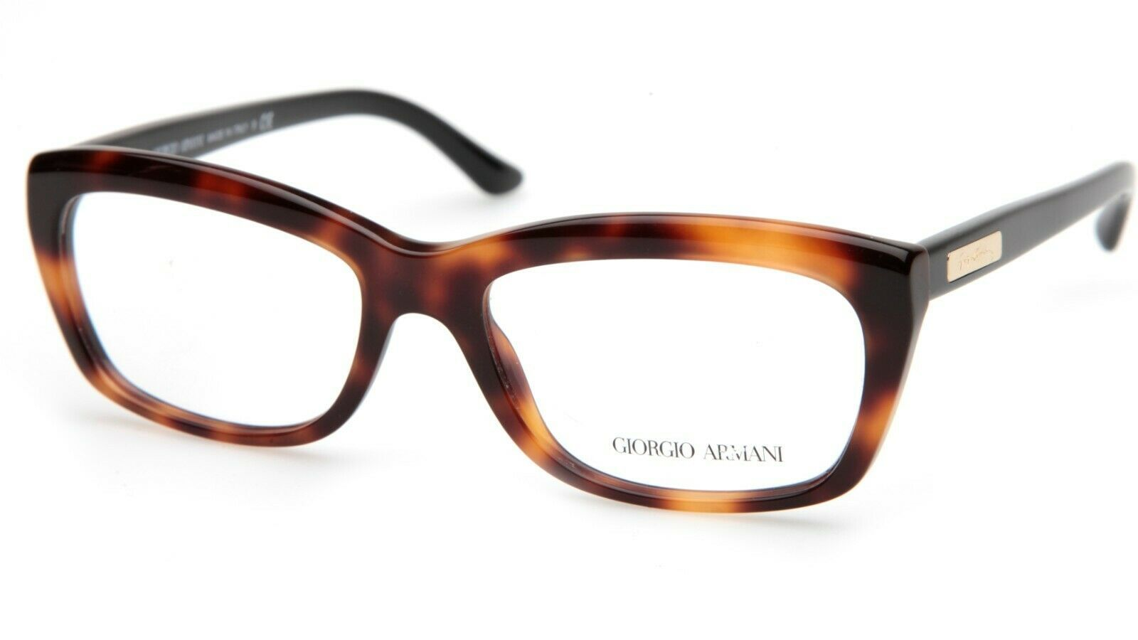 Primary image for New GIORGIO ARMANI AR7032 5022 Havana EYEGLASSES FRAME 53-17-140mm B34mm Italy
