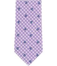 Club Room Men's Fish Necktie Purple - $25.74