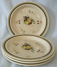 Royal Doulton Lambethware Cornwall LS1015 Bread Plate, Set of 4 Double G... - $44.44