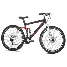 Comfort Bikes For Men Mountain Road Bicycle 27.5 Inch 21 Speed Adult Rid... - €192,35 EUR