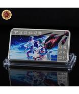 WR Zodiac Horoscope Aries 100 Dollars Silver Bullion Coin Collector Bar ... - $4.66