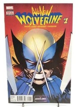 All New Wolverine #1 First Print Jan 2016 Marvel Comics 1st Laura X-23 W... - $21.92