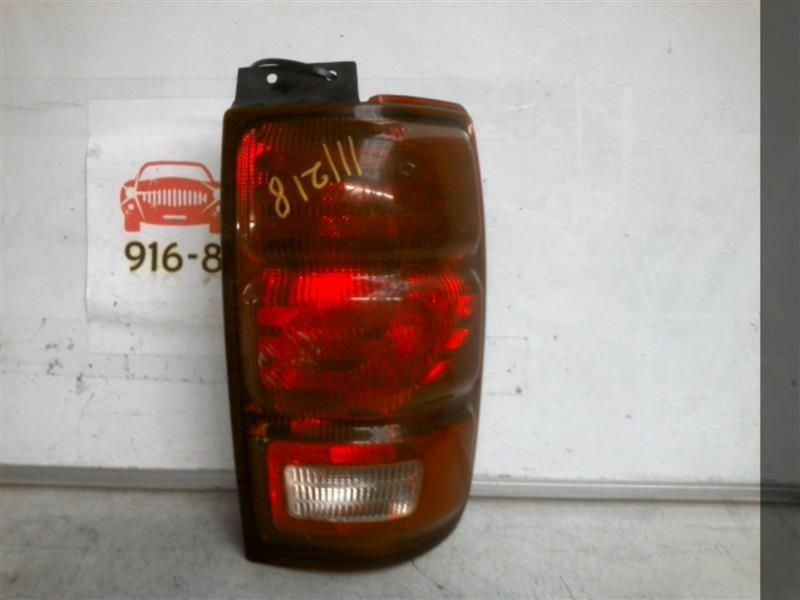 Primary image for Passenger Tail Light Without Metallic Coated Body Fits 97 EXPEDITION 236630