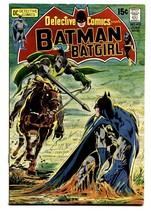 Detective Comics #412 1971- DC Comics- Batman Joust cover FN/VF - $69.36