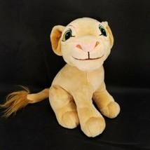 "Disney The Lion King Kiara Stuffed Animal Plush 7"" Sitting Girl Big Eyes... - $12.86"