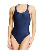 Speedo Women's Learn To Swim Pro LT Superpro Swimsuit, Navy, 28 - $31.68