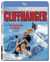 Cliffhanger [Blu-ray]
